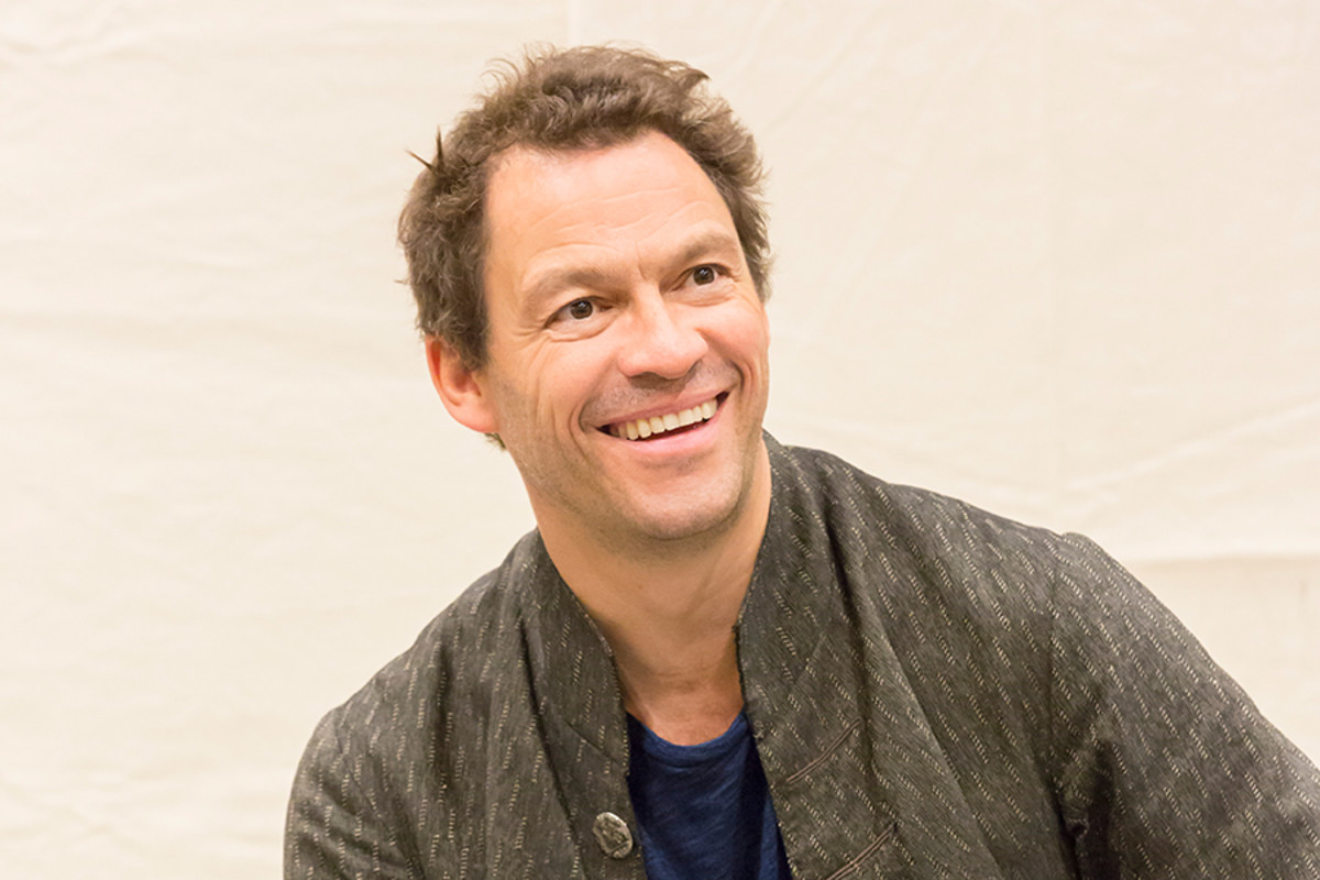 Dominic West in rehearsals for Les Liaisons Dangereuses at the Donmar Warehouse (Photo: Johan Persson)