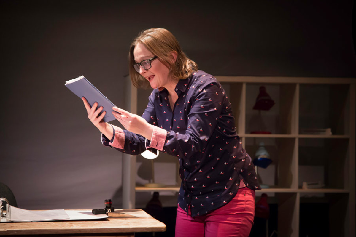 How To Keep An Alien at the Soho Theatre