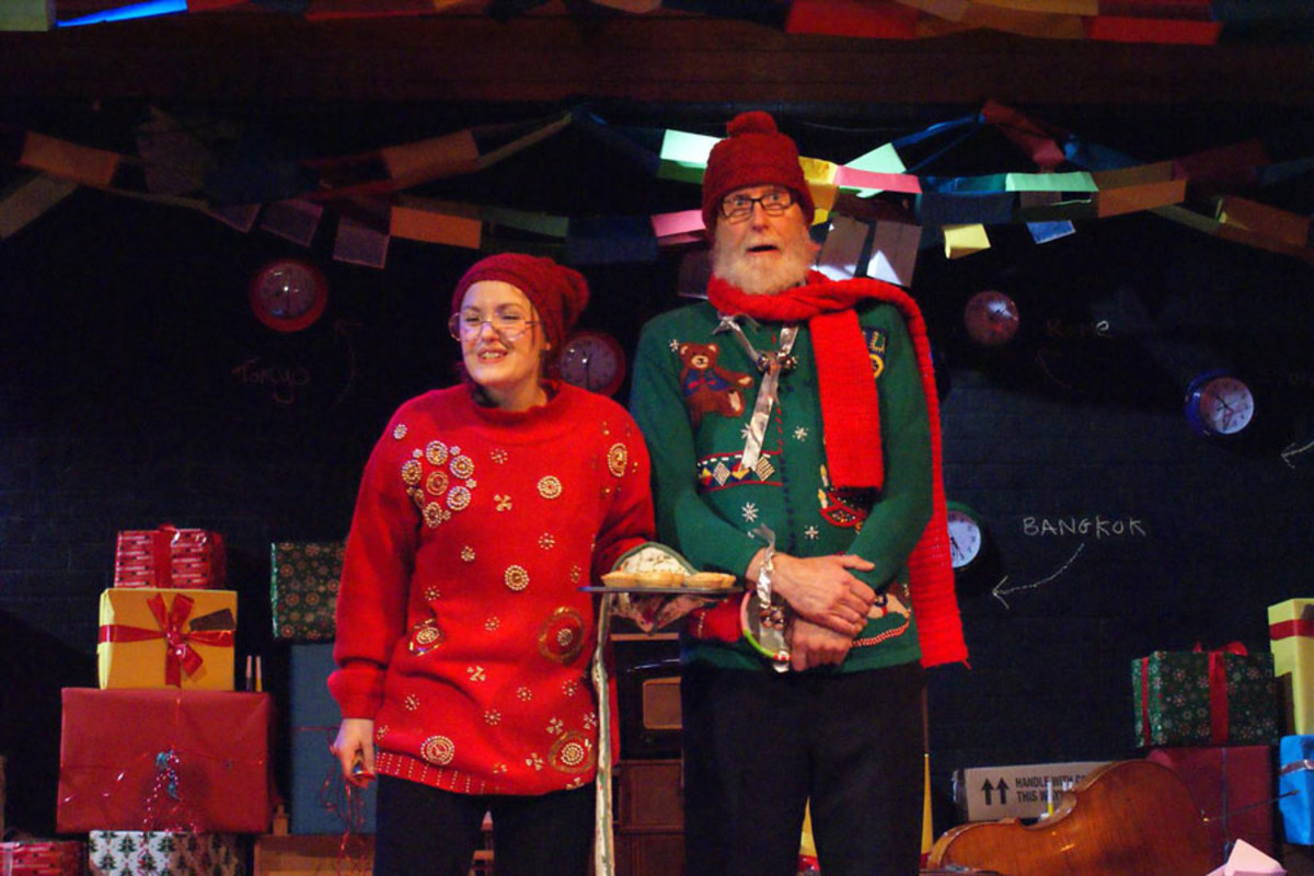 Dear Father Christmas at the Soho Theatre