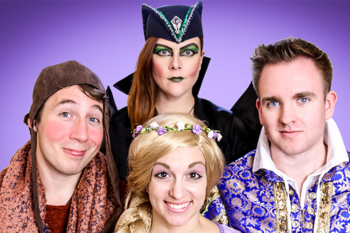 Rapunzel at the Greenwich Theatre