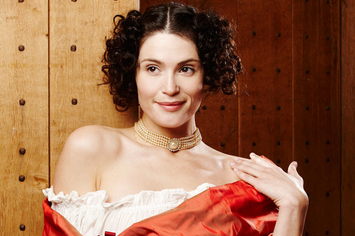 Gemma Arterton to star in the West End transfer of the Globe's Nell Gwynn (Photo: Simon Turtle)