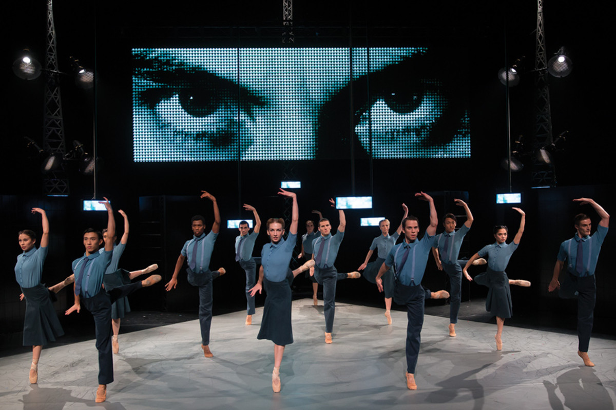 Northern Ballet at Sadler's Wells