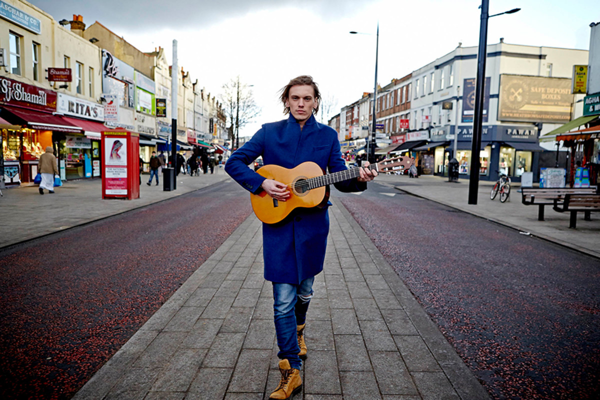 Bend It Like Beckham The Musical's Jamie Campbell Bower (Photo: Uli Weber)