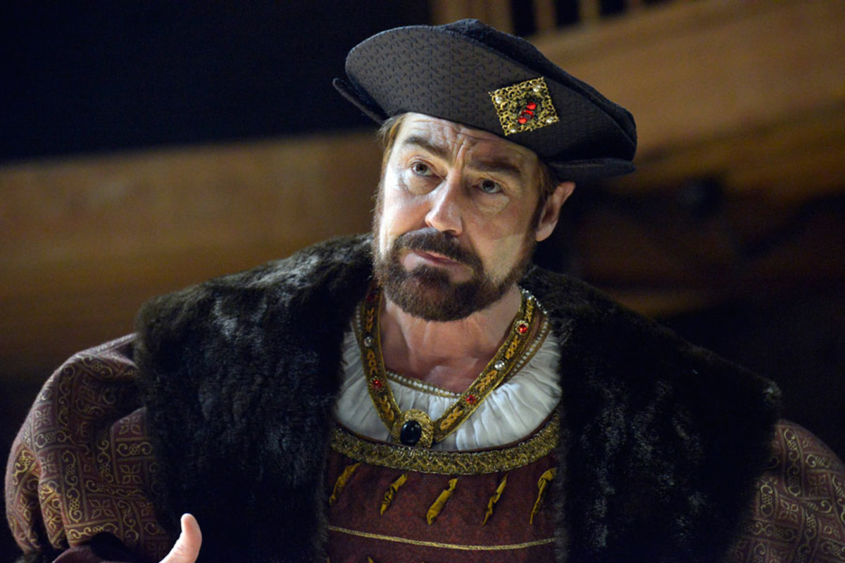 Nathaniel Parker in Wolf Hall (Photo: Keith Pattison)