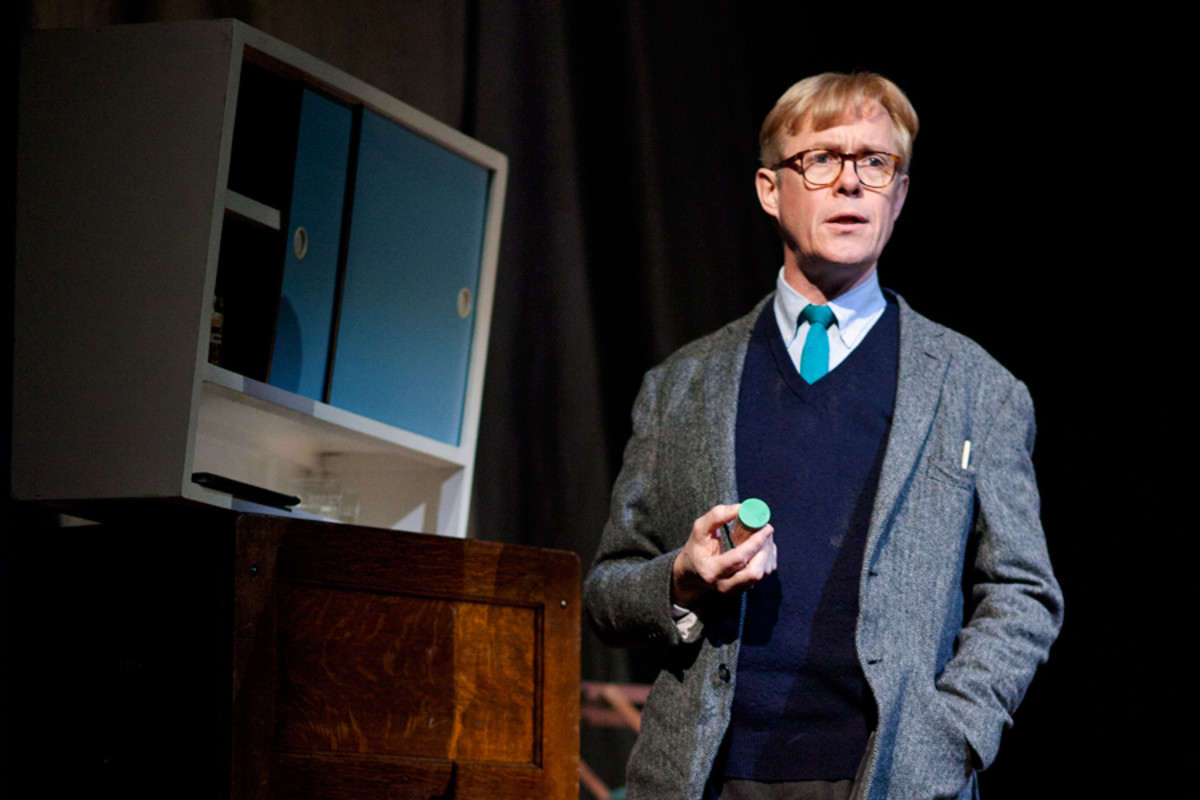 Alex Jennings stars in Untold Stories at the Duchess theatre (photo: Jayne West)