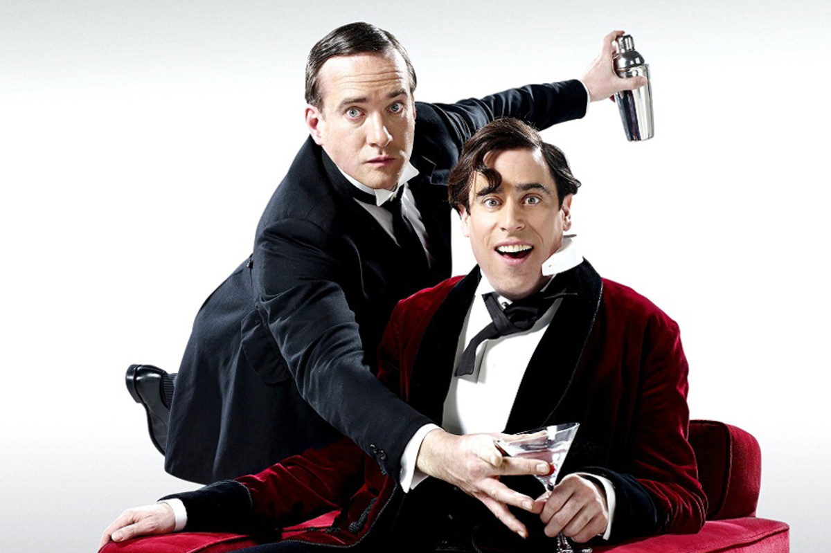 Jeeves And Wooster-Best New Comedy-Olivier 2014