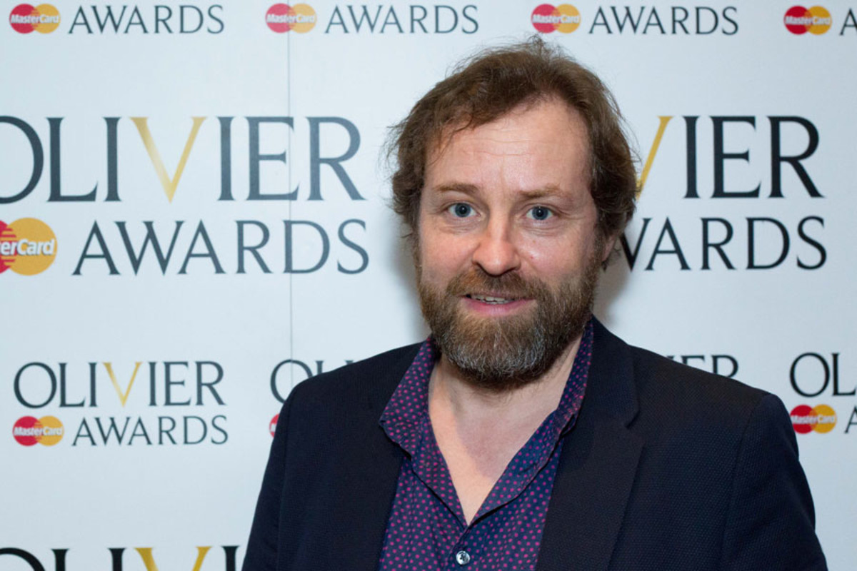 Ardal O'Hanlon at the Olivier Awards Nominees Lunch 2014