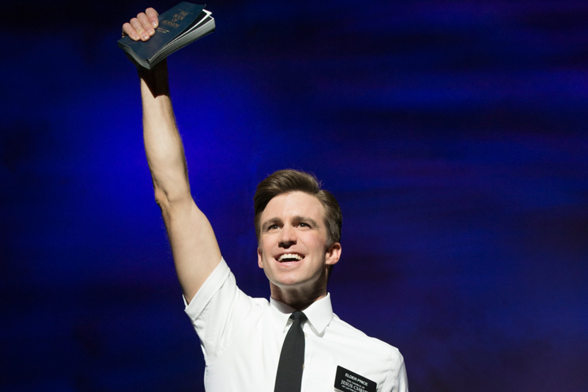 Gavin Creel-Best Actor In A Musical-Olivier 2014