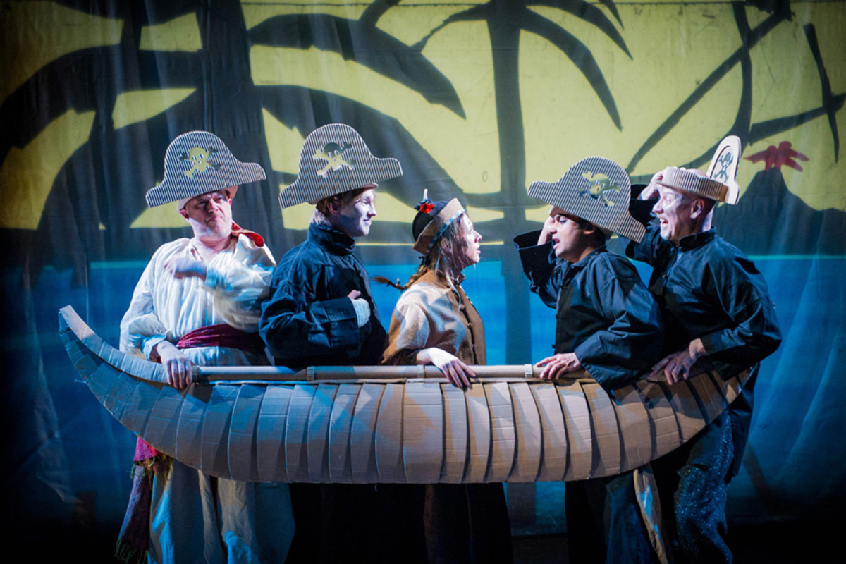 The Firework-Maker's Daughter-Best New Opera Production-Olivier 2014