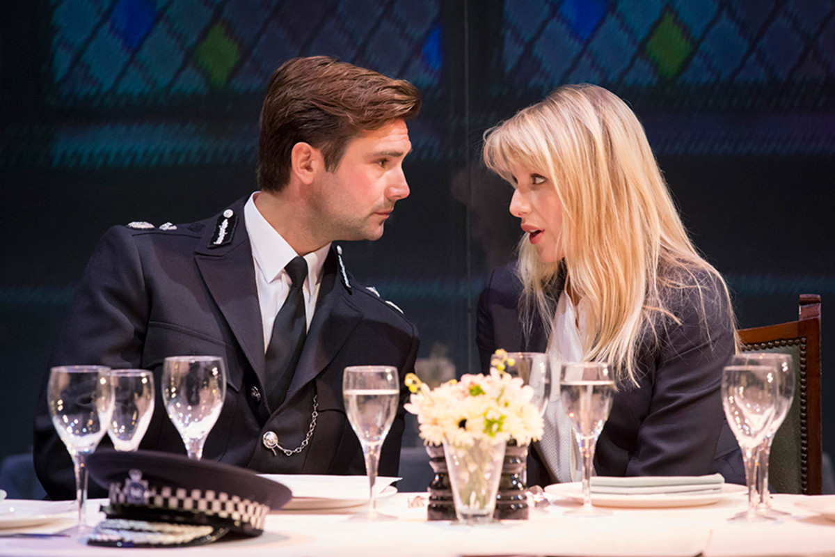 Ben Mansfield and Lucy Punch in Great Britain (Photo: Johan Persson)