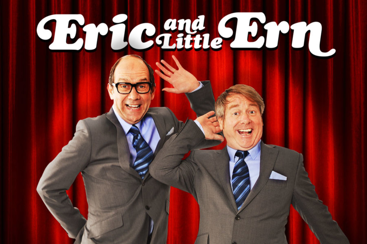 Win tickets to the final West End performance of Eric And Little Ern