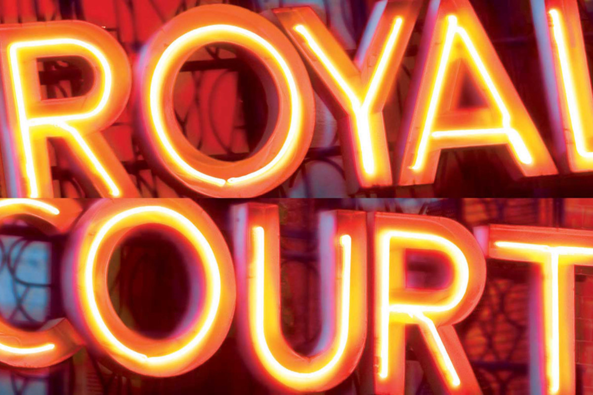 Royal Court logo