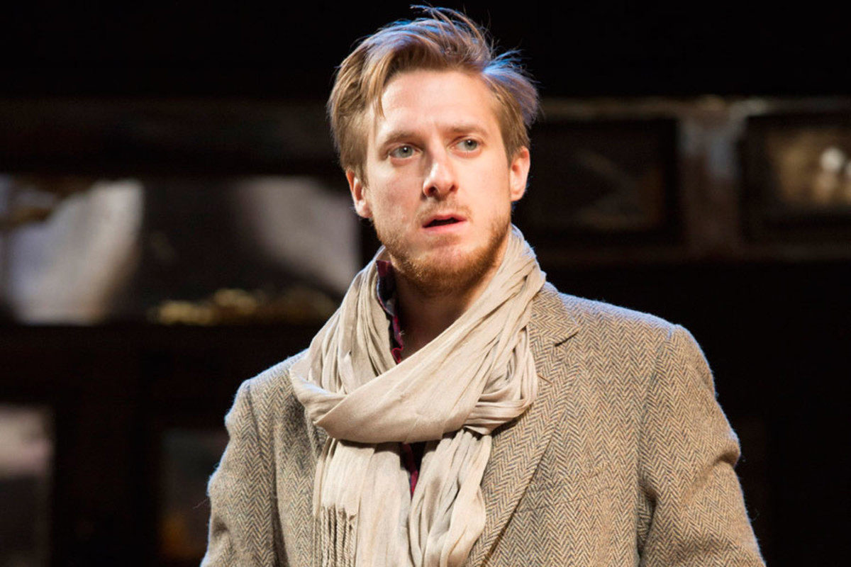 Arthur Darvill stars as Guy in Once (Photo: Joan Marcus)