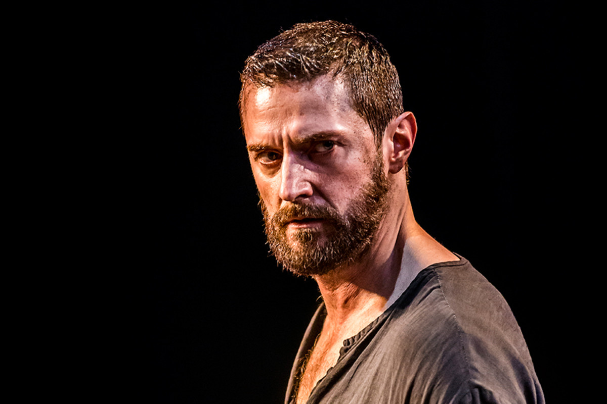 Richard Armitage stars in The Crucible, playing at the Old Vic (Photo: Johan Persson)