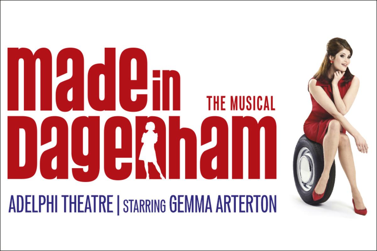 Preview offer for Made In Dagenham starring Gemma Arterton!