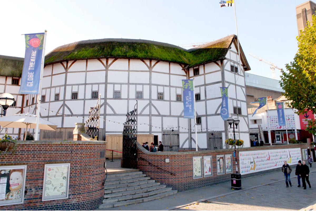 Shakespeare's Globe (Photo: Pete Le May)