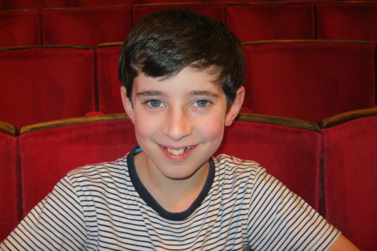 Zach Atkinson who joins the cast of Billy Elliot The Musical as Michael