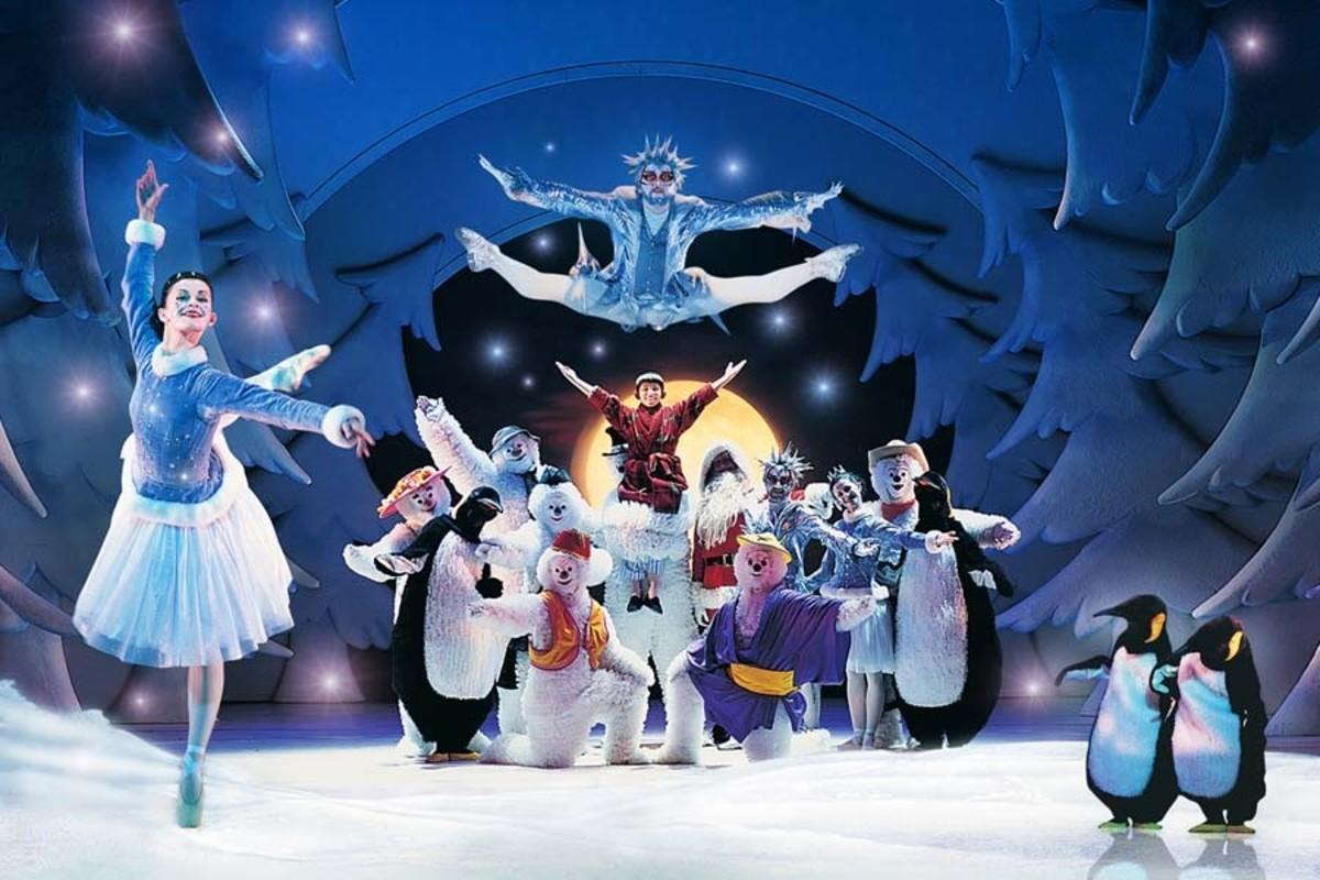 Snowman special offer: best seats half-price!