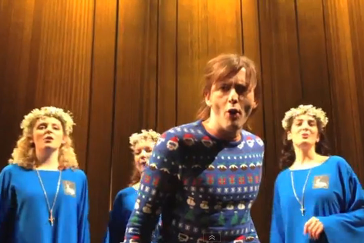 David Tennant - Do They Know It's Christmas
