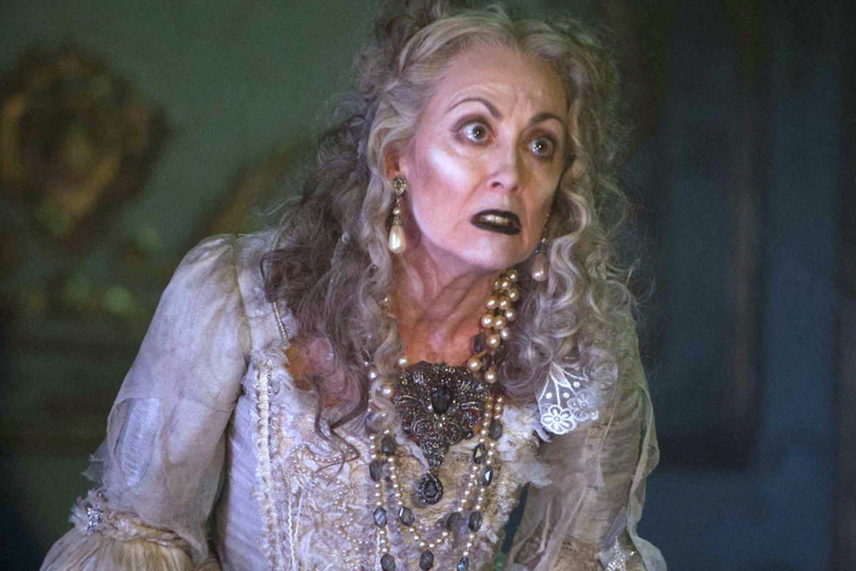Paula Wilcox in Great Expectations (photo: Alastair Muir)