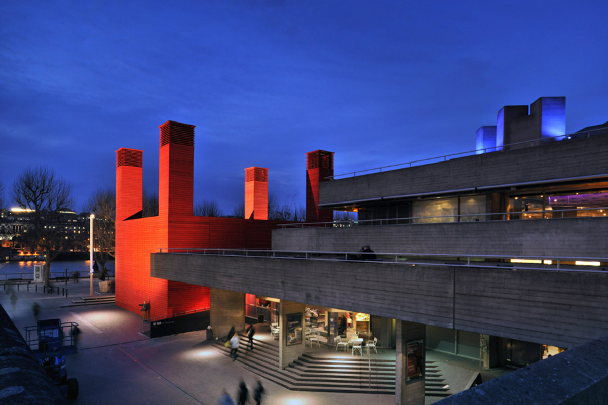 The Shed at the National Theatre (photo Phillip Vile)