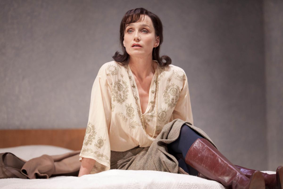 Kristin Scott Thomas - Olivier Awards - Best Actress