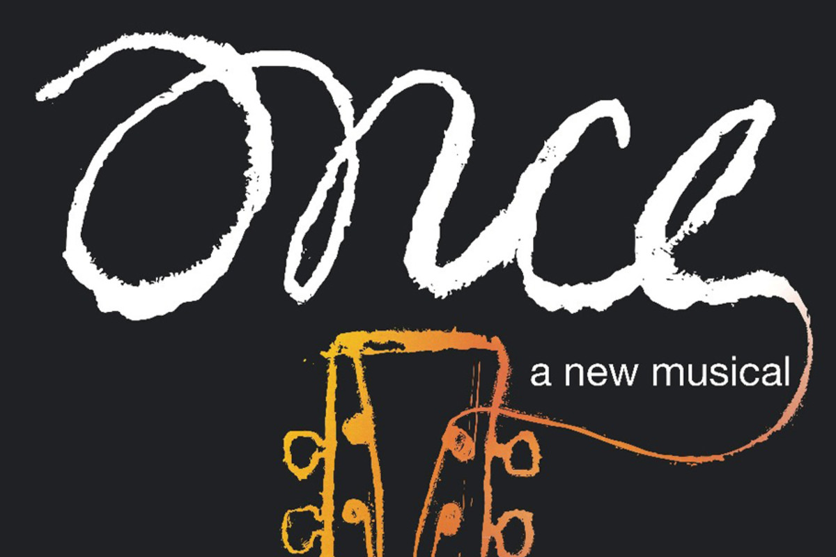Once, a new musical playing at the Phoenix theatre