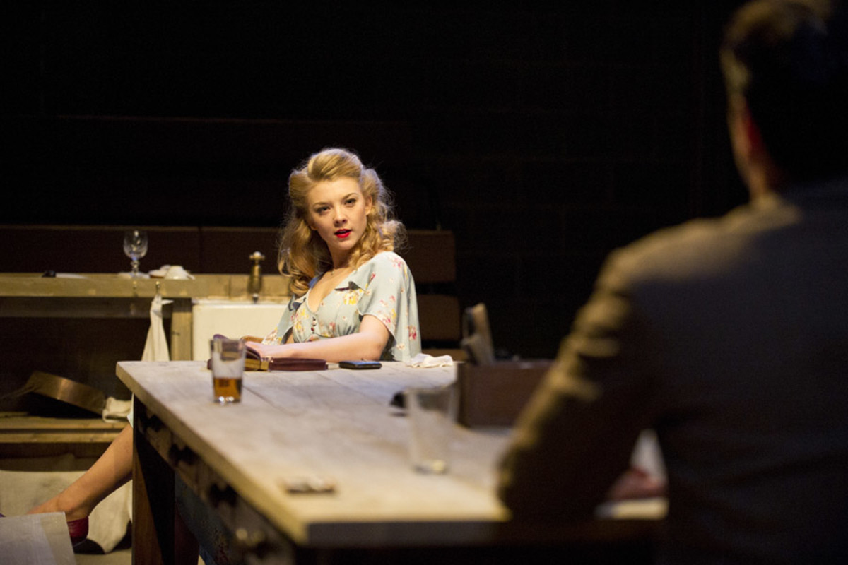 Dormer in After Miss Julie – photo by Richard Hubert-Smith