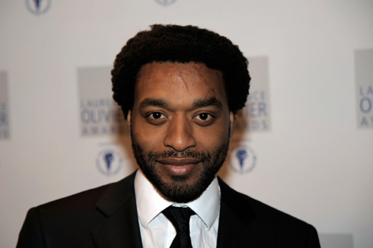 Chiwetel Ejiofor at the 2008 Olivier Awards