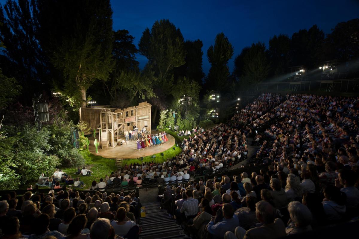 Regent's Park Open Air Theatre (photo: David Jensen)
