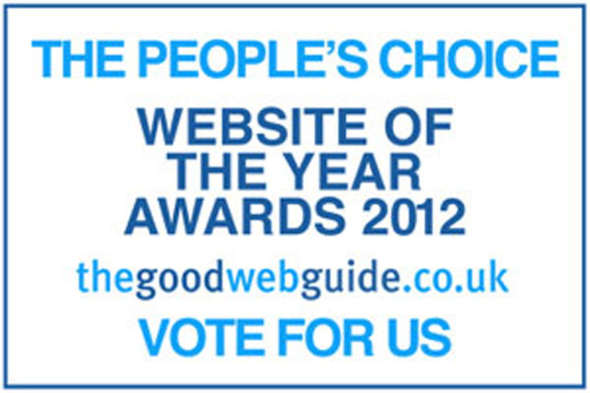 Good Web Guide Awards