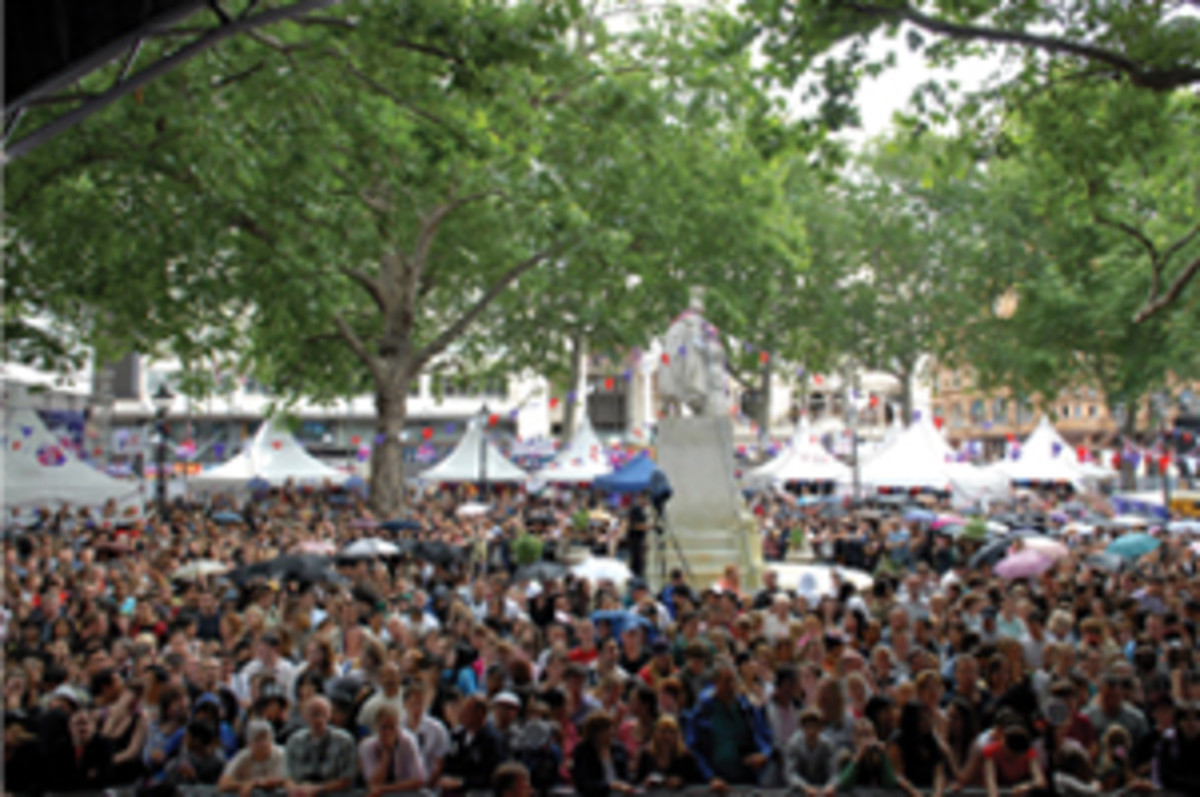 West End Live in 2007
