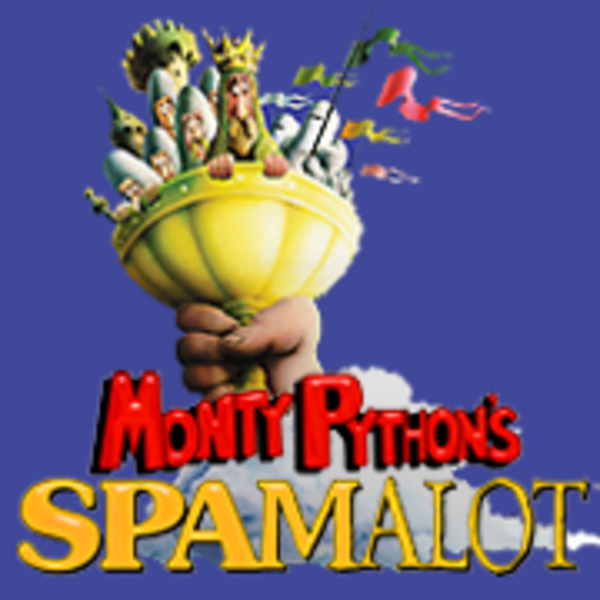 Special Offers – Spamalot – April 2008