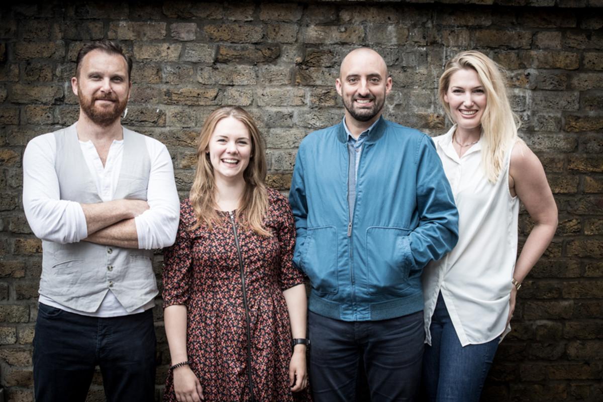 David Shannon, Gina Beck, Tom Edden and Marianne Benedict will star in Matilda The Musical (Photo: Craig Sugden)