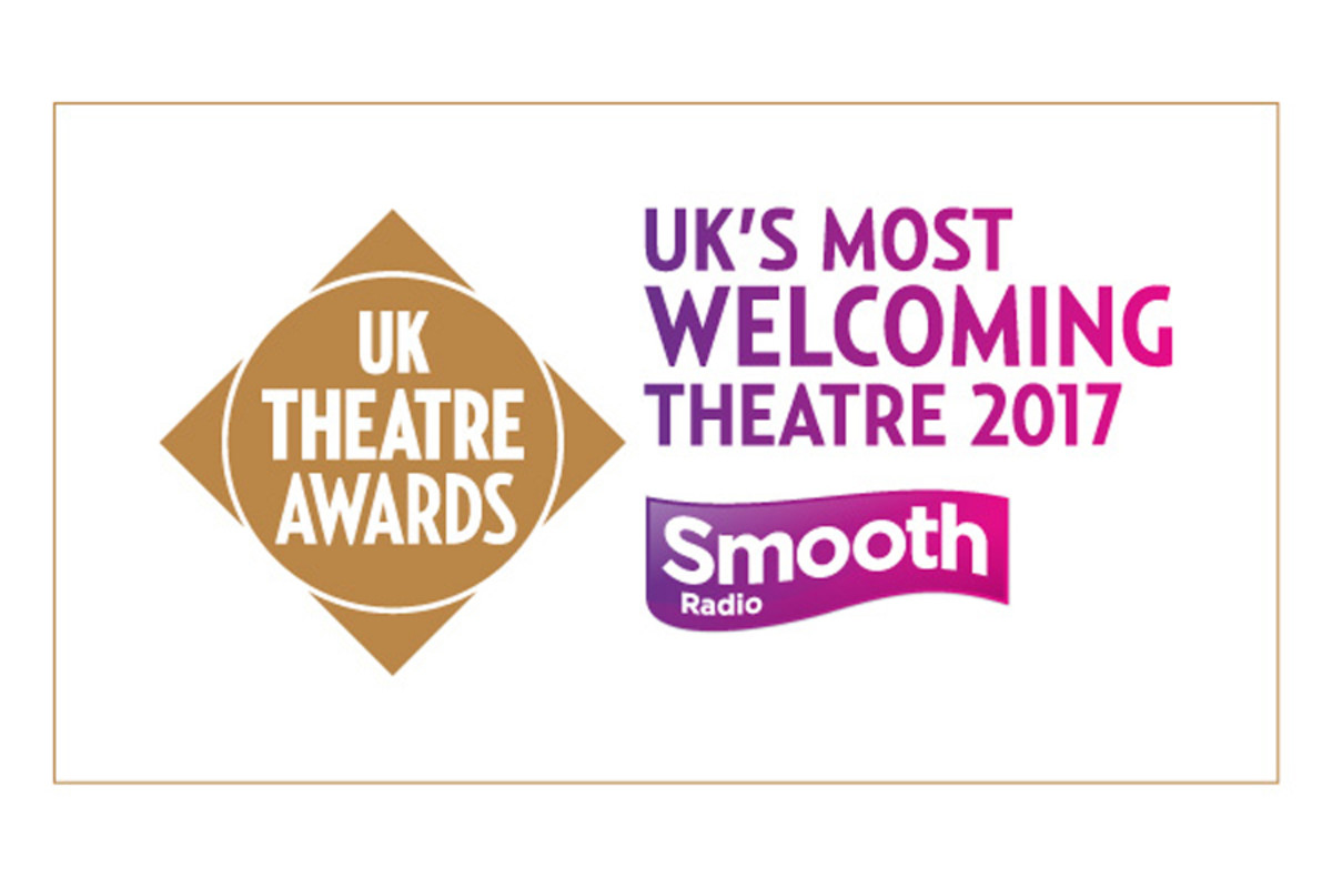 UK Theatre Most Welcoming Theatre Award 2017
