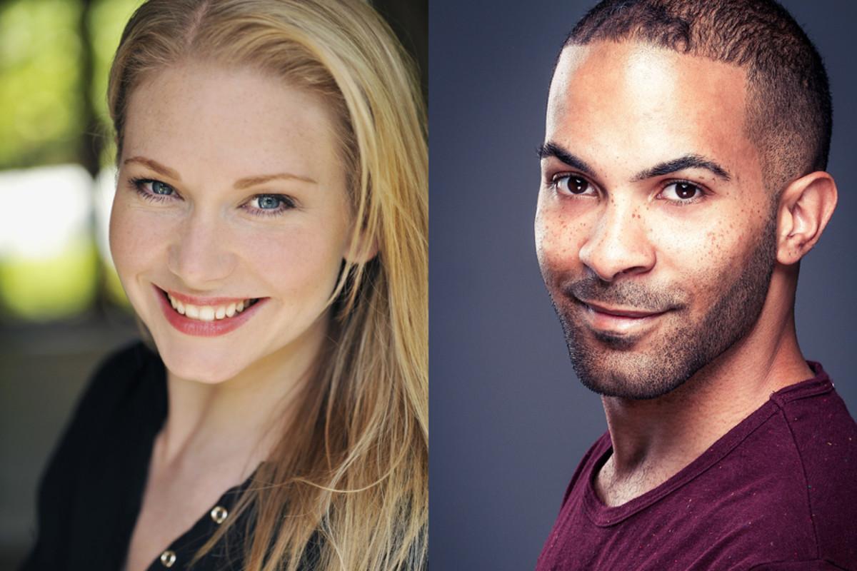 Emma Williams and Lukus Alexander star in London Palladium pantomime Dick Whittington