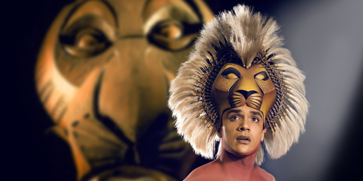 Disney's The Lion King at The Lyceum Theatre (Photo: Dewynters Photography)