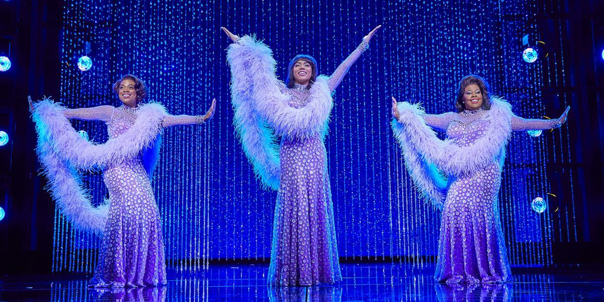 Dreamgirls at The Savoy Theatre (Photo: Brinkhoff & M Âgenburg)