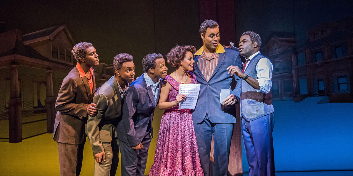 Motown The Musical at The Shaftesbury Theatre (Photo: Tristram Kenton)