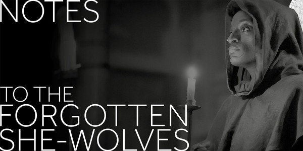 Notes To The Forgotten She Wolves. Credit: Shakespeare's Globe