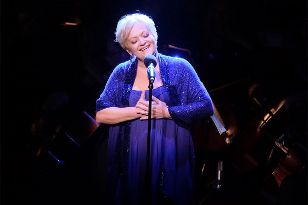 Maria Friedman performs at The Oliviers In Concert (Photo: BBC/Mark Allan)