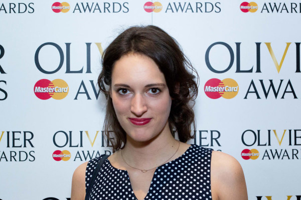 Phoebe Waller-Bridge at the Olivier Awards Nominees Lunch in 2014
