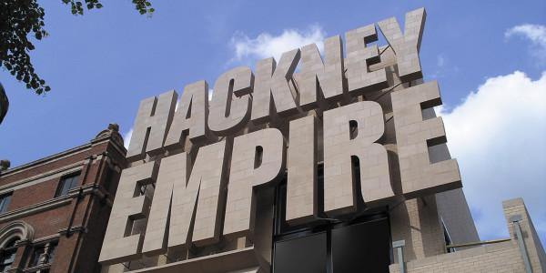 Hackney Empire. London. Credit Morley Von Sternberg
