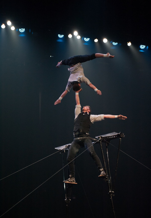 The_Chilly_Brothers will star in La Soirée (Photo: Roland_Lorente)