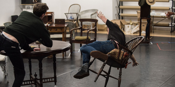 Rehearsals for Long Day's Journey Into Night