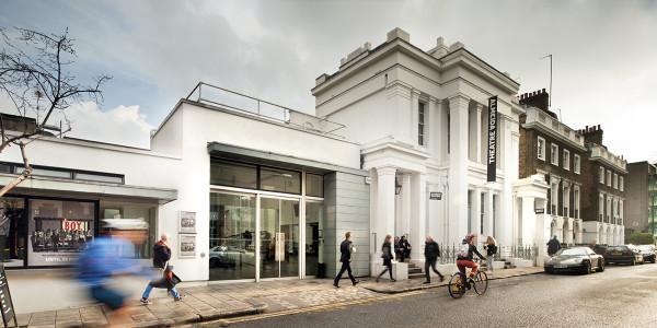 The Almeida Theatre (Photo: Philip Vile)