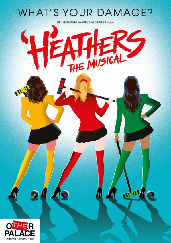 Heathers The Musical at The Other Palace