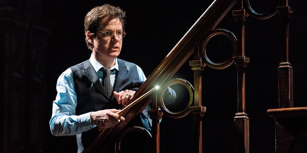 Jamie Ballard in Harry Potter And The Cursed Child
