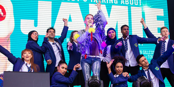 Everybody's Talking About Jamie at West End LIVE 2018 (Photo: Pamela Raith)