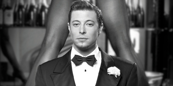 Duncan James as Billy Flynn in Chicago (Photo: Simon Turtle)